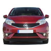Nissan Note Red 1.2 80cv.
